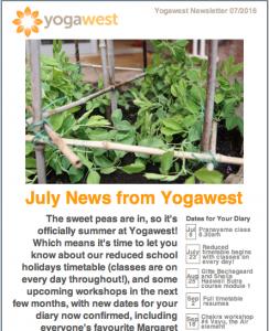 july16 newsletter